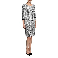 Planet - Jacquard Textured Dress