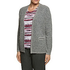 Eastex - Edge To Edge Boucle Cardigan