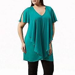 Windsmoor - Green floaty top