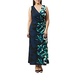 Windsmoor - Flower print maxi dress