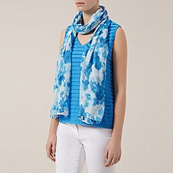 Kaliko - Sweet pea printed scarf