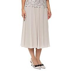 Jacques Vert - Chiffon Panel Skirt