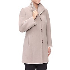 Jacques Vert - Short Stitch Detail Coat