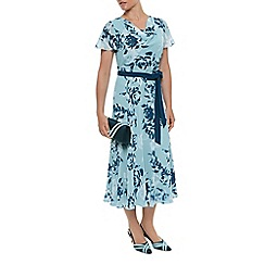 Jacques Vert - Fit and flare new floral dress