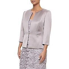 Jacques Vert - Sateen Edge To Edge Jacket