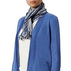 Eastex - Crinkle watercolour scarf