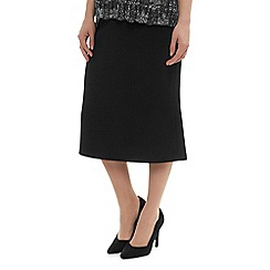 Precis Petite - Tailored fit flare skirt