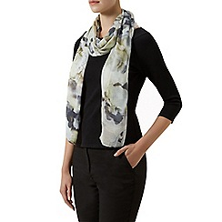 Kaliko - Outline floral printed scarf