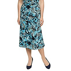 Eastex - Venice Floral Skirt Shorter