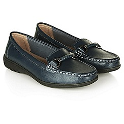 Dash - Braid Mocassian Navy