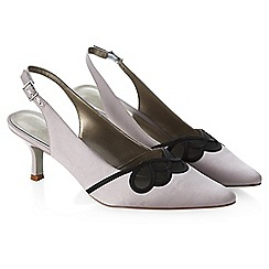 Jacques Vert - Scallop Mesh Detail Shoe