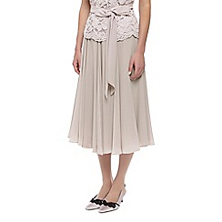 Jacques Vert - Petite Chiffon Panel Skirt