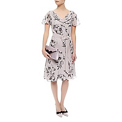 Jacques Vert - Petite Soft Floral Dress