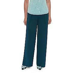 Jacques Vert - Satin waistband trouser
