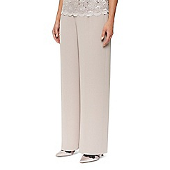 Jacques Vert - Satin Waistband Trousers
