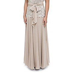 Jacques Vert - Maxi layered chiffon skirt