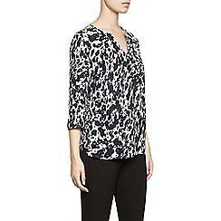 Planet - Animal print blouse