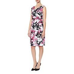 Planet - Floral sateen dress