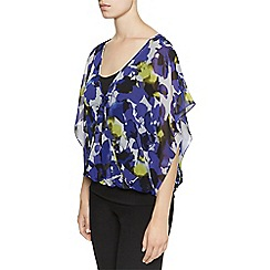Planet - Bloom Print Blouse
