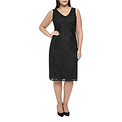 Windsmoor - Black Cornelli Dress