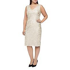 Windsmoor - Oyster Cornelli Dress