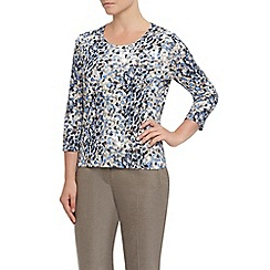 Eastex - Deauville Brushed Triangle Top