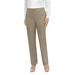 Eastex - Stone Melange Trouser