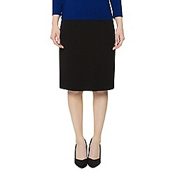 Precis Petite - Textured Pencil Skirt