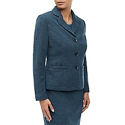 Eastex - Ponte Collar Rever Jacket