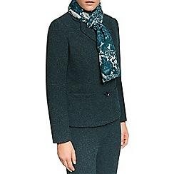 Eastex - Cutwork floral scarf