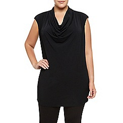 Windsmoor - Black Embellished Tunic