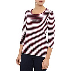 Dash - Striped Basic Tee