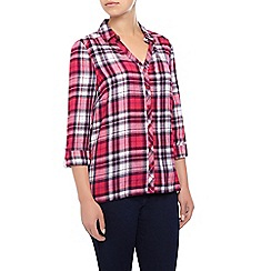 Dash - Checked Blouse