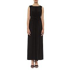 Planet - Black maxi dress