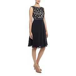 Kaliko - Lace Bodice Dress
