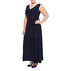 Windsmoor - Navy Maxi Dress