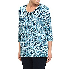 Dash - Printed Jersey Tunic
