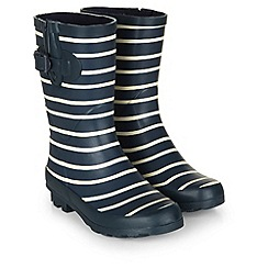Dash - Mid Striped Welly