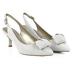 Jacques Vert - Soft Curl Detail Shoe