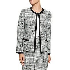 Eastex - Edge To Edge  Tweed Jacket