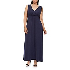 Windsmoor - Navy Maxi Jersey Dress