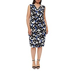 Windsmoor - Floral Jersey Print Dress