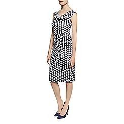 Planet - Spot Print Jersey Dress