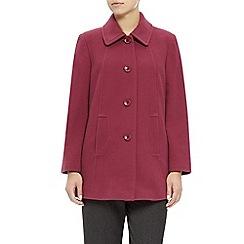 Eastex - Raspberry Classic Coat
