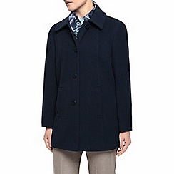 Eastex - Navy Classic Coat