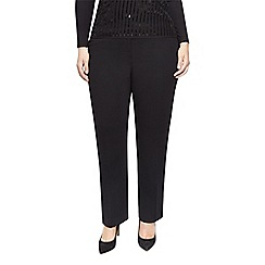 Windsmoor - Black Tailored Trouser