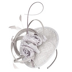 Jacques Vert - Double Flower Fascinator