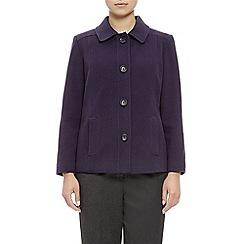 Eastex - Purple Short Coat