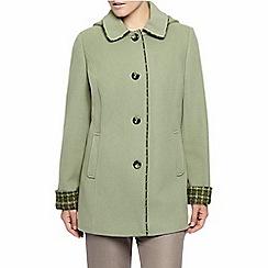 Eastex - Cedar Check Hooded Coat