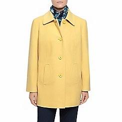 Eastex - Ochre Classic Coat